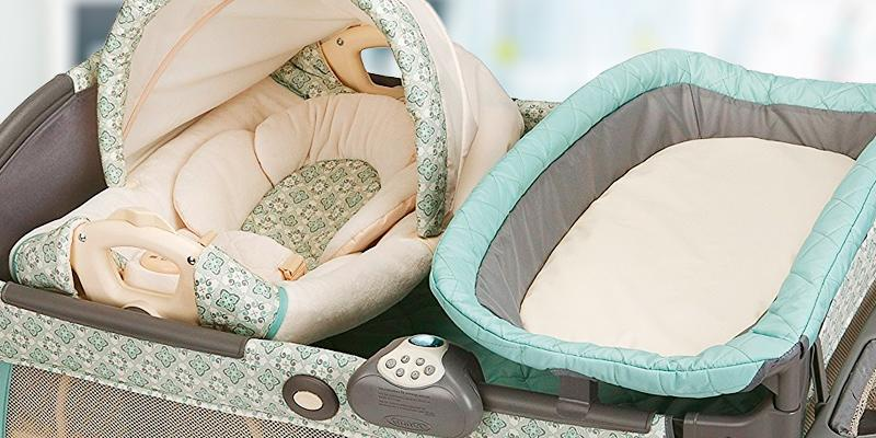 Review of Graco Pack 'n Play Playard with Cuddle Cove Rocking Seat