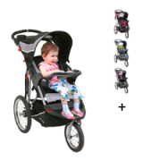 Baby Trend Expedition Phantom Jogger Stroller