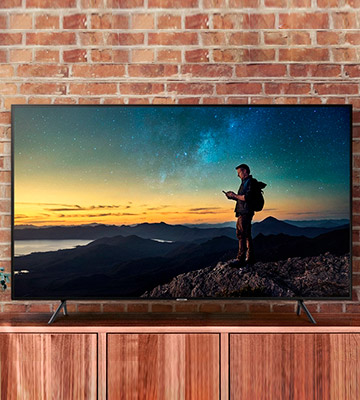 Review of Samsung UN50NU7100 50 4K UHD 7 Series Smart TV