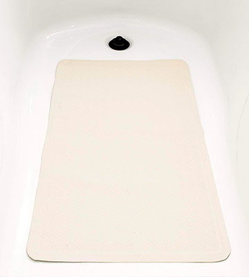 Review of Epica 16 x 28 Anti-Slip Machine Washable Anti-Bacterial Bath Mat
