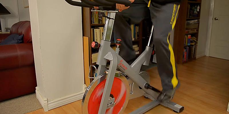 Review of Sunny Health & Fitness Pro Indoor Cycling Bike